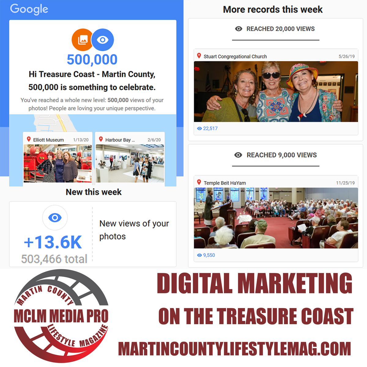 MCLM Media Pro - Photography, Video Production, and Social Media Marketing on the Treasure Coast