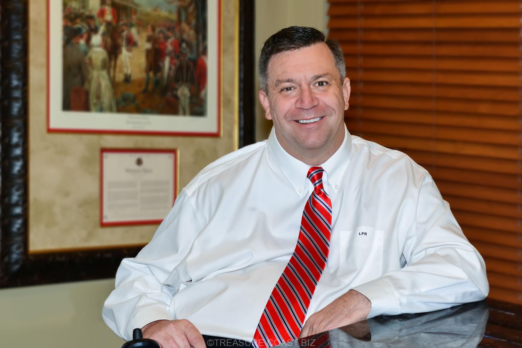 Lance P. Richard