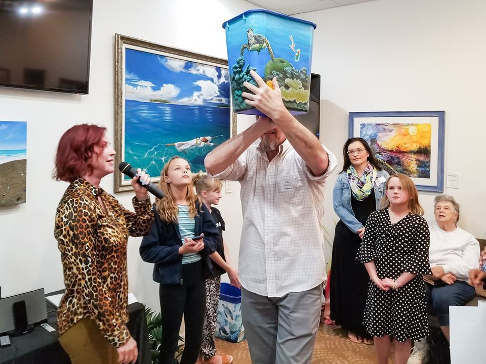Visionary School of Arts: Go Green! Conservation and Art Show