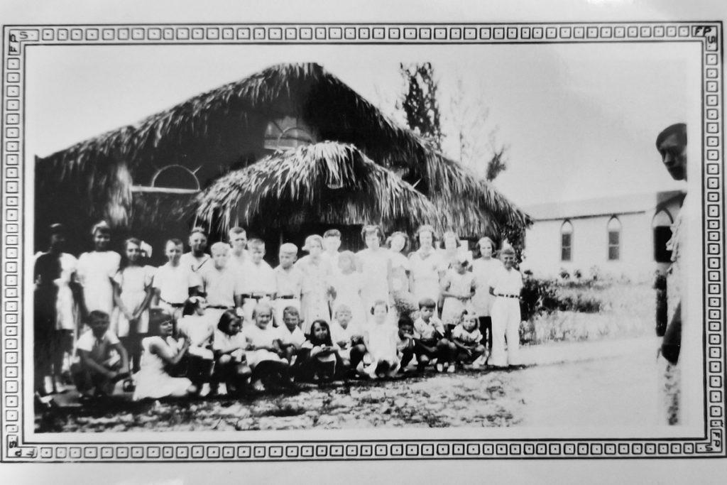 The First Community Church in Stuart Florida 1902 MCLM Media Pro Digital Marketing on the Treasure Coast
