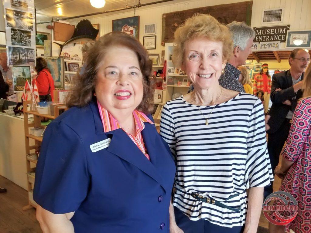 Alice Luckhardt and Sandra Thurlow Stuart Heritage Museum