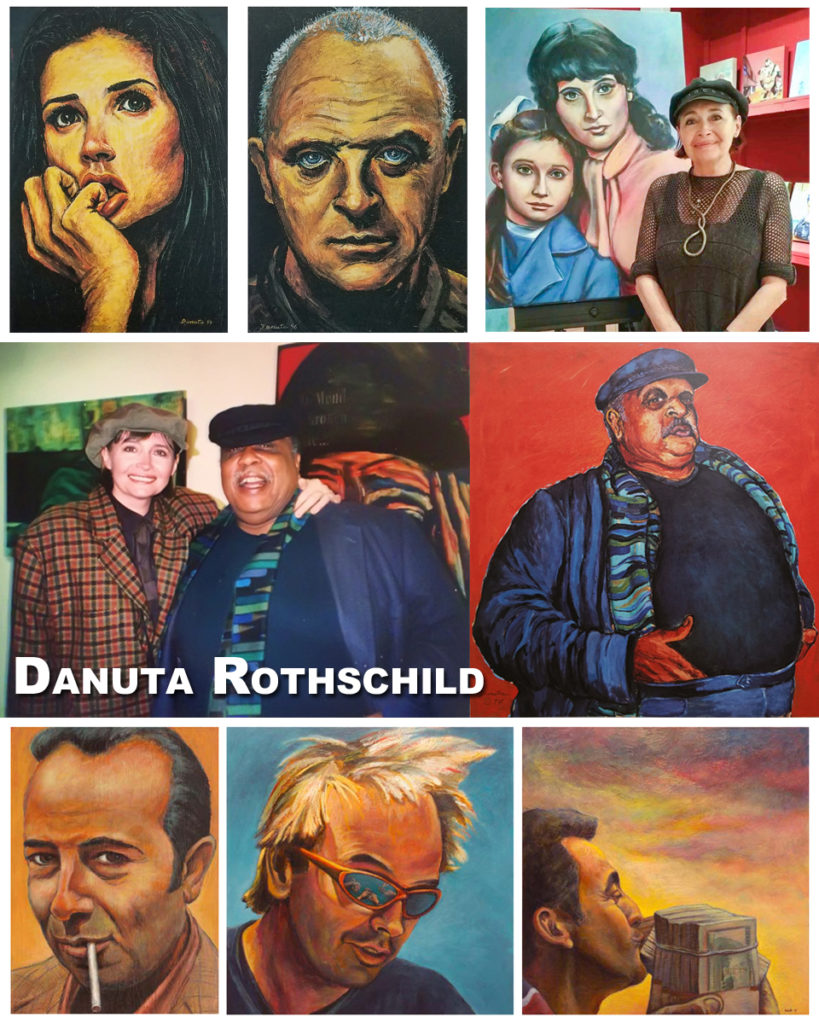 Danuta Rothschild Martin County Artist. Treasure Coast, Florida