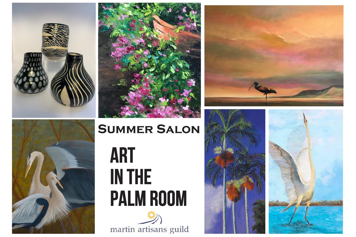 Martin Artisans Guild's Summer Salon Opening Reception