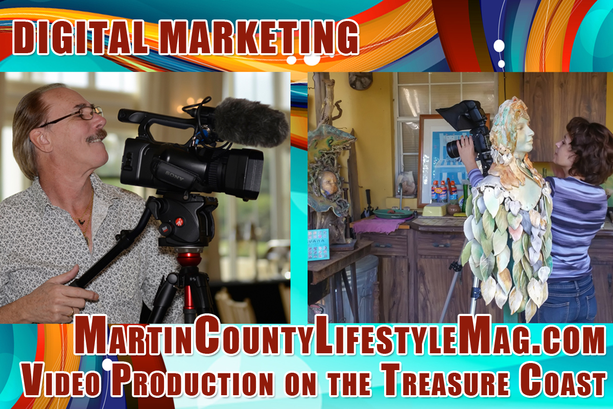 MCLM Media Pro - MartinCountyLifestyleMag.com Digital Marketing, Social Media Contents Creators, Commercial Photography and Video Production on the Treasure Coast