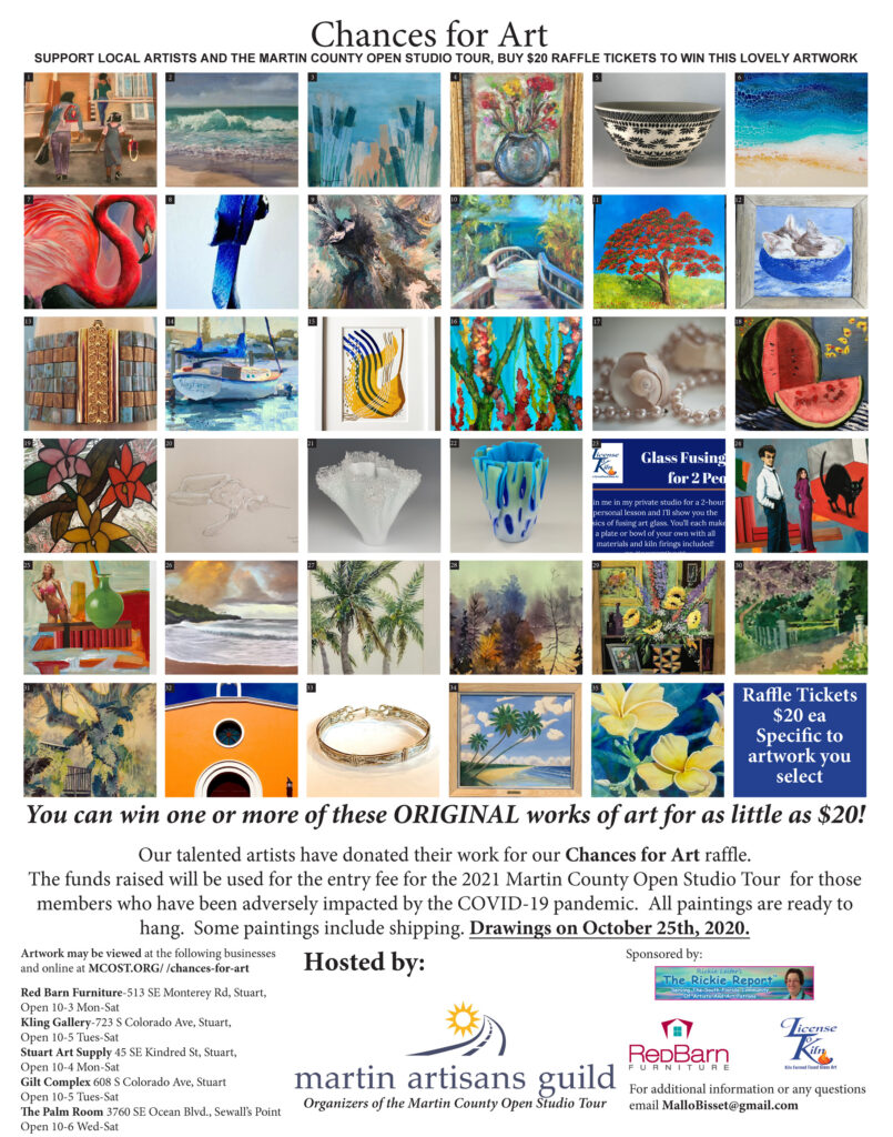 Martin Artisans Guild - Martin County Open Studio Tour