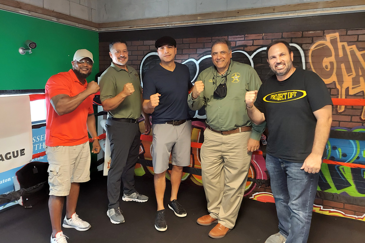 Police Athletic League & Project LIFT Partner to Fight for Mental Health