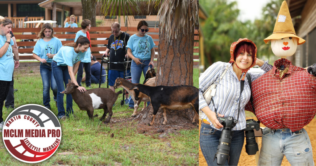 The ARC of Martin County Farm Day at Rockin' H Ranch in Palm City, Florida Event Photography on the Treasure Coast