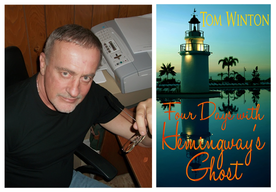 Tom Winton Four Days with Hemingway's Ghost