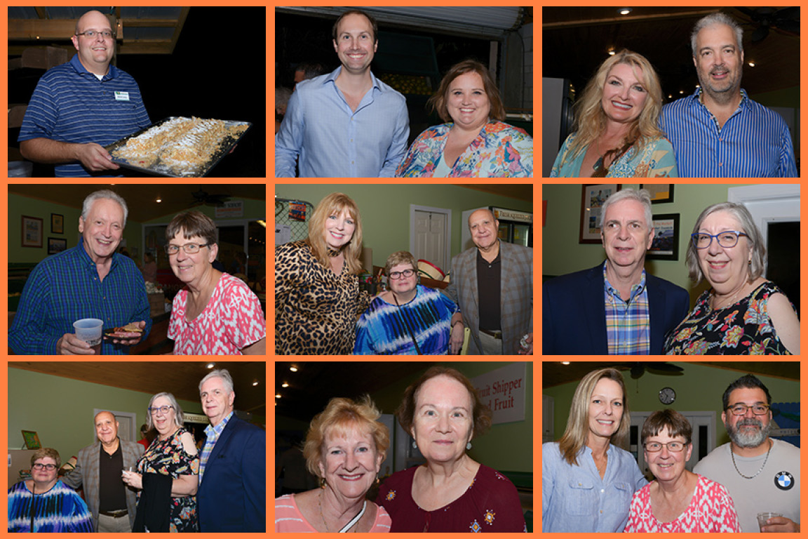 Treasure Coast Food Bank's first Fall Harvest Dinner