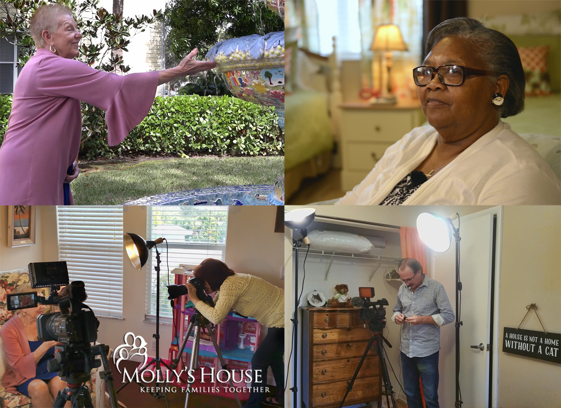 MCLM Media Pro Digital Marketing, Photography and Video Production on the Treasure Coast.  Molly's House Guests