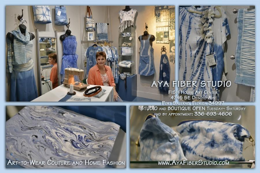 Aya Fiber Studio Port Salerno